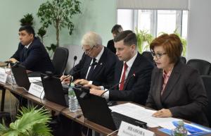"""Около 1500 представителей муниципальных образований приняли участие в вебинаре на тему """"развитие сельских территорий"""""""