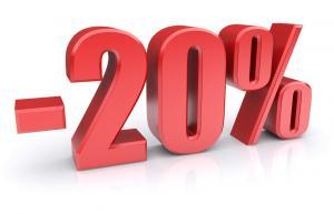 Предлагаем пройти обучение с 20-ти процентной скидкой!